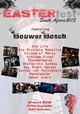 Easterfest SA 2013