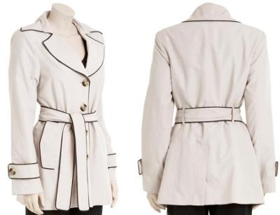 Trench Coat from Nanine Fine Wear