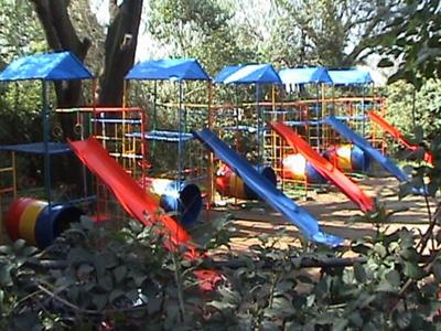 our jungle gyms