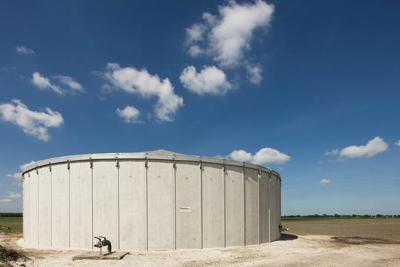 Biogas Tanks