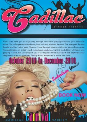 Cadillac Carnival Variety Show