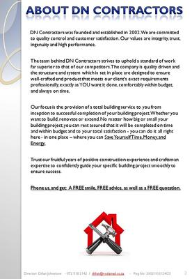 DN Contractors profile PG2