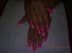acrylic nails pretoria