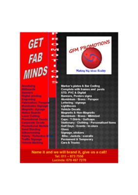 GFM Promotions