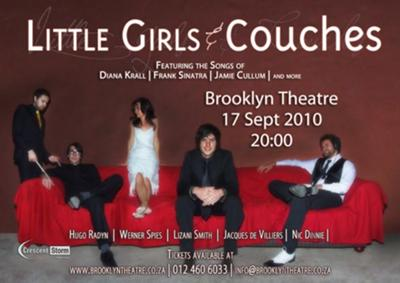 Little Girls & Couches