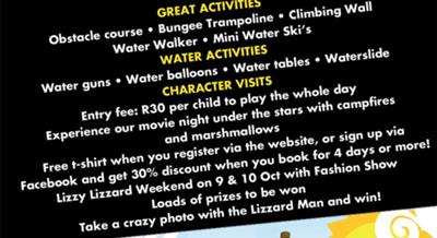 Menlyn Summer Camp
