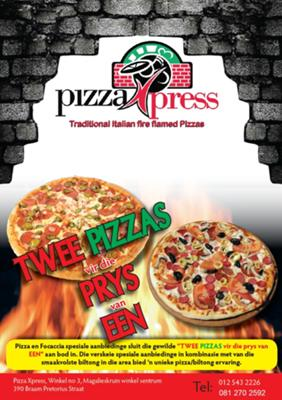 Pizza Xpress pizzeria &Biltong Deli
