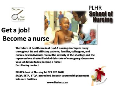 government nursing schools in gauteng