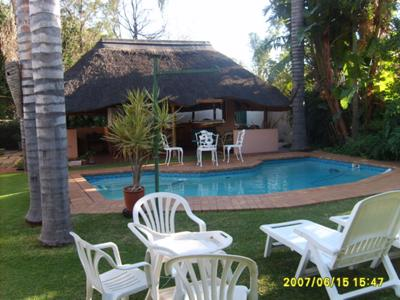 Pretoria That's It Guest House: Swimming pool
