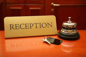Receptionist Course