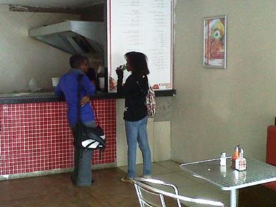 Tshwane University of Technology Students