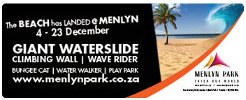 The Beach in Menlyn