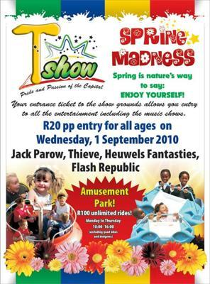 Tshwane International Show