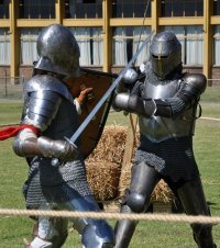 Our Knights in shining armour