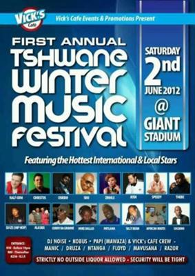 Tshwane Winter Music Festival