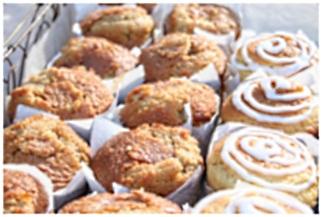 Hazel Food Market Muffins
