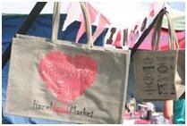 Hazel Food Market Bags