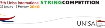 5th Unisa International String Competition