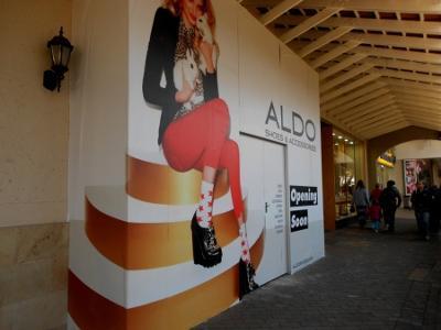 NEW-Aldo in Centurion Mall