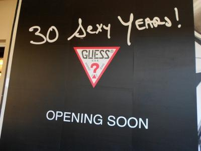 NEW-Guess in Centurion Mall