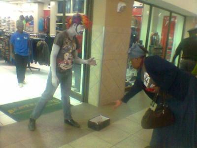 Pretoria shopping centres