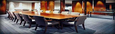 Conference centre; Meeting room