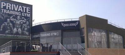 Iron Angel Gym Silver Lakes