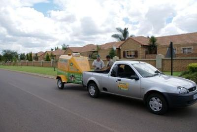 Lawnpro on the road
