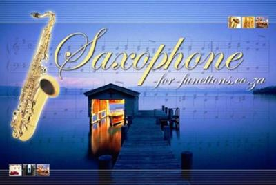 Live Saxophone music for weddings, functions & events.