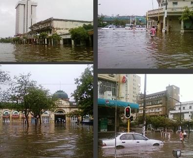 Maputo Mozambique Floods