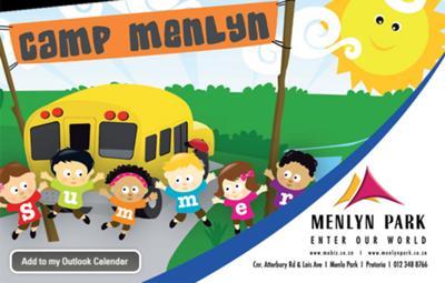 Menlyn Summer Camp