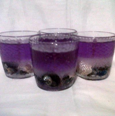 Lavender Gel Candles