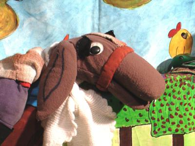 Puppet Theatre Training