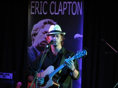 The Eric Clapton Slowhand Tribute Show